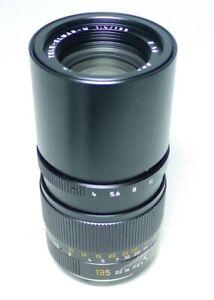 Leica M Tele-Elmar 4/135 E46 135mm  An-Verkauf ff-shop24