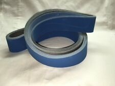 "2""x72"" Sanding Belts NEW CERAMIC 120 Grit Premium  ""J"" Flex (5pcs)"