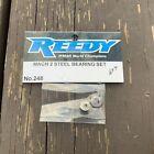 Reedy (No. 248) Mach 2 Steel Bearing Set (NIB)