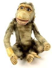 Antique 1904 WorldÂ's Fair Mohair Monkey Lot 1365