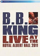 B.B. King - Live At The Royal Albert Hall 2011 (NEW DVD)