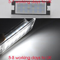 1 LED Rear Number plate light upgrade SMD licence lamp unit for Freelander 1 TD4