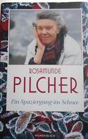 Rosamunde Pilcher:ein Spaziergang im Schnee und 7 Geschichten 2006 geb.