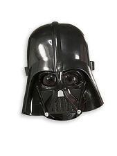Child Boys Kids Girls Darth Vader Face Mask Star Wars Accessory Fancy Dress New