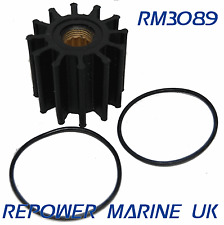 Impeller & O Rings, Replaces Volvo Penta : 3842786, 21951352, 21213664 21951354