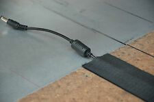 CABLE COVER / PROTECTOR -  50mm(width) X 25mtrs(length) - Black - (T)