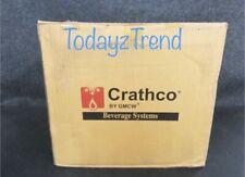 Crathco Beverage Dispenser Dual Bowl Assembly Kit 231-00856