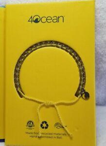 4Ocean - The Sea Bird 🦅  Bracelet -🌊 Series 1 Collectors Edition with  Case 🎃