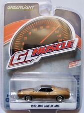 1972 AMC Javelin AMX  bronze metallic  /  Greenlight 1:64