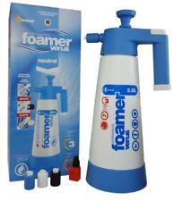 NEW Venus Snow Foam Hand SprayerPump Action Pressure Spray Kwazar Foamer 2L