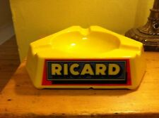 Large Vintage Ricard Ashtray Opalex France Cendrier