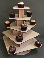 Y170 Cupcake Torta Matrimonio Compleanno RUOTA PANORAMICA Scaffale post box Candy Sweet carrello