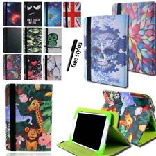 Folio Leather Rotating Stand Cover Case For XGODY V7 / GA10H Tablet + Stylus