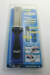 Tough 1 Professional 2-Sided Diamond Sharpener farrier tools equine 79-90