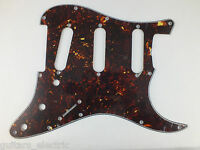 VINTAGE CORRECT Brown TORTOISESHELL SSS Pickguard for 1964 USA Stratocaster