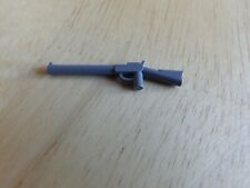 LEGO 8 x Waffe Gewehr alt dunkelgrau Dark Gray Minifigure Weapon Gun Rifle 30141