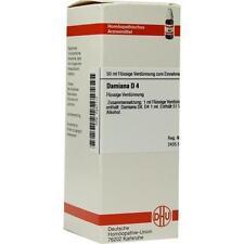 DAMIANA D 4 Dilution 50 ml PZN 7247117