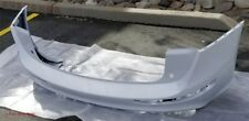 AUDI Q5 Rear Bumper Cover 2009-16 8R0807385D S-LINE GENUINE COVER WHITE PAINTED