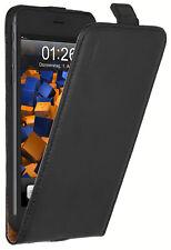 mumbi Ledertasche für Apple iPhone 6 Plus 6s Plus Tasche Hülle Case Cover Flip