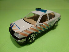 SCHABAK 1011 VW VOLKSWAGEN VENTO - POLITIE DUTCH POLICE - WHITE 1:43 - NICE