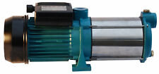 Pump Booster centrifugal MH1300 INOX impeller powerful silent pond pool water