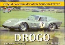 Drogo - Official Coachbuilder of the Scuderia Ferrari - carrozzeria ++ NEW book