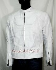 Classyak Oblivion Cruise Motorcycle Leather Jacket Armor Protection All Sizes