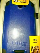 BRAND NEW* Otter Box Phone Case for HTC One X BRIGHT BLUE