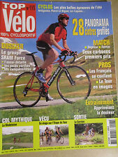 TOP VELO N°113: AOUT 2006: 28 CINTRES PROFILES - GROUPE SRM FORCE - FERRUS -