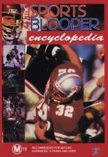SPORTS BLOOPERS ENCYCLOPEDIA - VERY FUNNY - NEW DVD