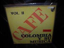 VARIOUS colombia y su musica vol 2 ( world music ) colombia
