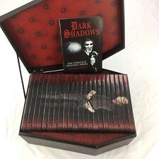 Dark Shadows Complete Original Series DVD Deluxe Edition Coffin Box Set