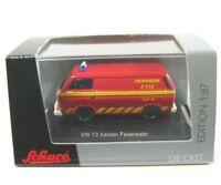 VW T3 Kasten Feuerwehr Mainz