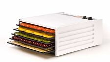 Excalibur 5 Tray Dehydrator With Timer White 4526T