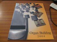 ORGAN BUILDING JOURNAL OF THE INSTITUTE OF BRITISH ORGAN BUILDERS VOLUME 4