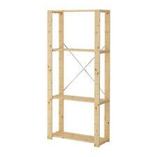 IKEA Shelf HEJNE 1 section, softwood - 78x31x171 cm