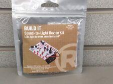 RadioShack Build It Sound to Light Device Kit 2770354 Project Stem
