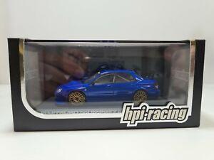 1/43 HPI 949 Fujitsubo Subaru Impreza Die Cast Model