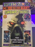 SWAMP THING 100 Page  DC Giant   WALMART EXCLUSIVE! SOLD OUT!