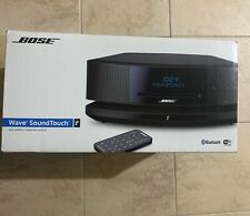 Bose Wave SoundTouch Music System IV Espresso Black New Sealed!! Free Shipping!!