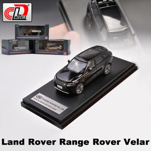 Original Authotization 1:64 Alloy Model Car Land Rover Range Rover Velar By LCD