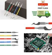 5in1 Motherboard BGA Chip CPU Glue Remove Tool Pry Knife IC Chip Remover-BST-70