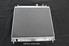 3 Row Fit NISSAN TITAN/ INFINITI QX56 5.6 V8 VK56DE 04-12 all aluminum radiator
