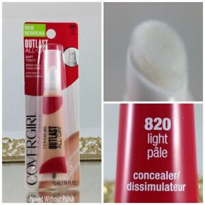 CoverGirl Outlast All-Day Soft Touch Concealer .34 Fl Oz Choose Your Shade