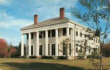 Postcard Lincoln House Worcester Massachusetts