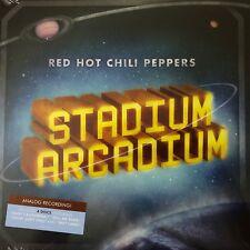 Stadium Arcadium by Red Hot Chili Peppers (Vinyl 4LP-Box set), 2006 Warner Bros