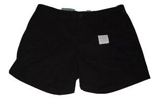 "NWT- OLD NAVY Black 5"" shorts Size 10"