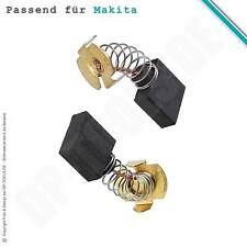 Kohlebürsten Kohlen für Makita Handkreissäge 5104 S 7x18mm (CB-204)