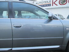 Tür vorne rechts AUDI A6 S6 4B Avant Limousine grau LY7L