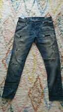 """Mens Diesel Tepphar Jeans 34"""" Slim Fit"""